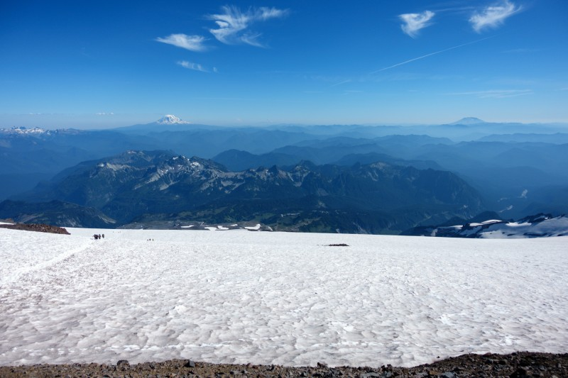 Views from Camp Muir